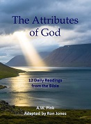 Attributes of God Cover